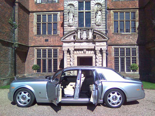 Special day Rolls Royce wedding hire
