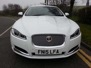 hire a jaguar xf