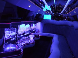 Silver Limo