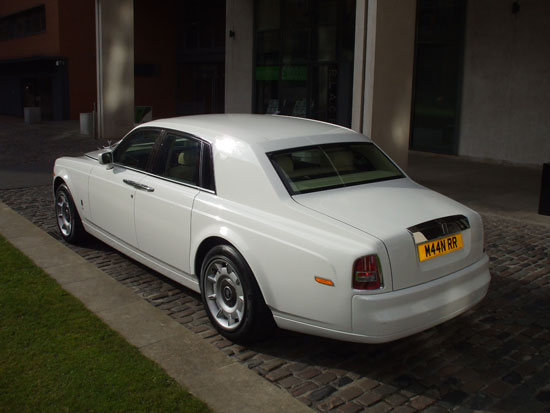 wedding cars available and Manns Limo