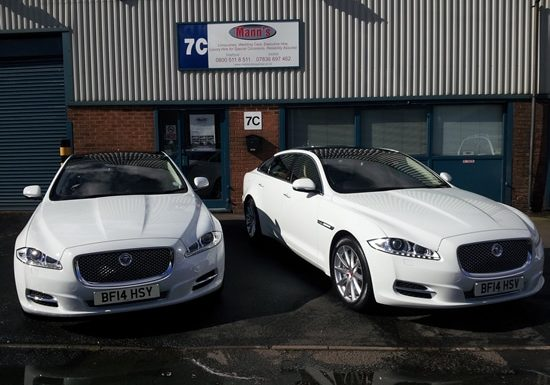 Jaguar Limo Hire