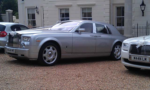 Rolls Royce Phantom,