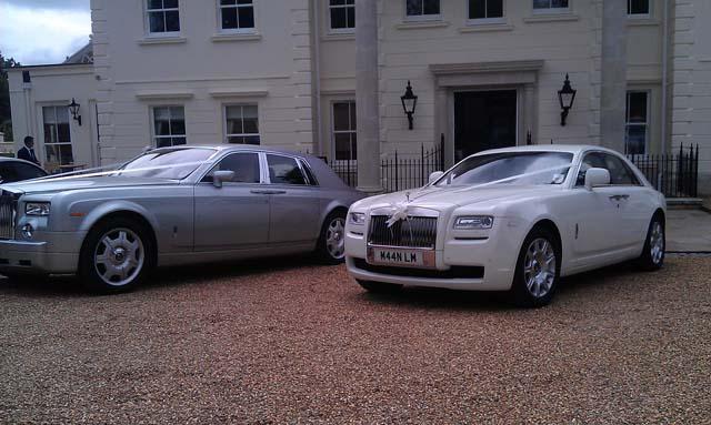 wedding transport for prestige wedding car hire West Midlands