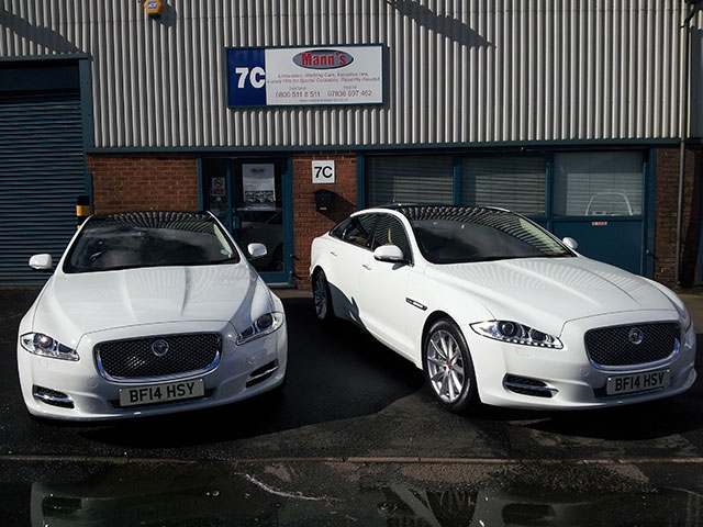 Multiple car hire for weddings and occasions Birmingham