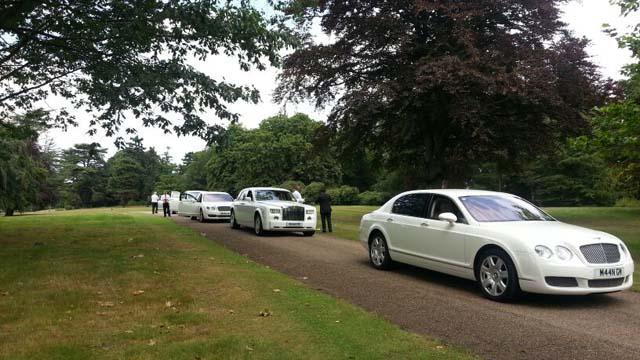 luxury cars to hire or prestige wedding car hire birmingham