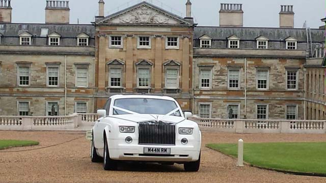 wedding car hire for prestige wedding car hire birmingham
