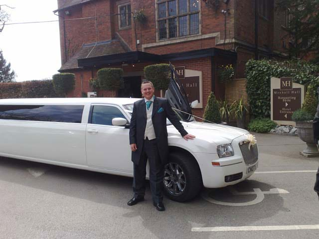 streched Limo hire west midlands