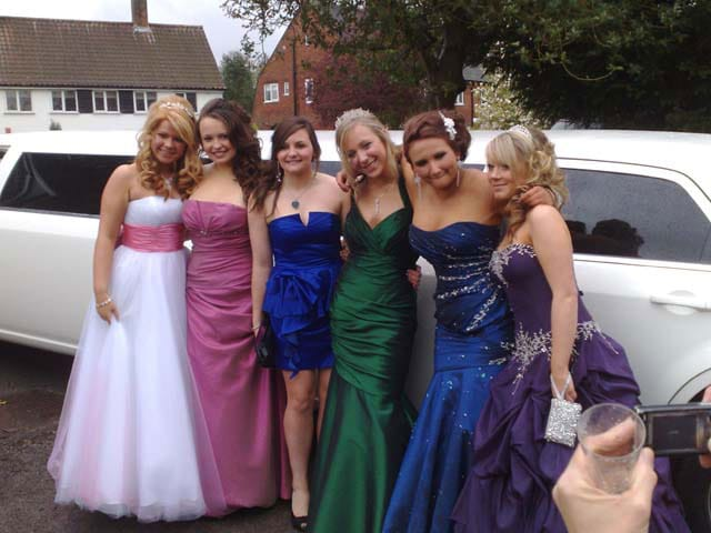 Birmingham Prom limo and Car Hire