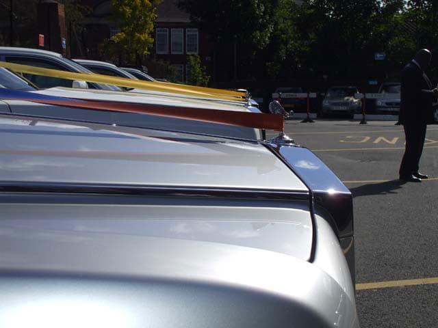 Wedding cars Birmingham