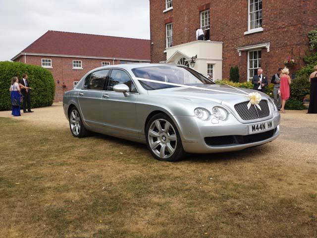 Luxury Car Hire Rolls Royce for prestige wedding car hire West Midlands