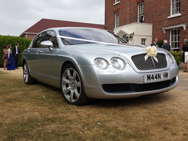 Rolls Royce hire car for wedding
