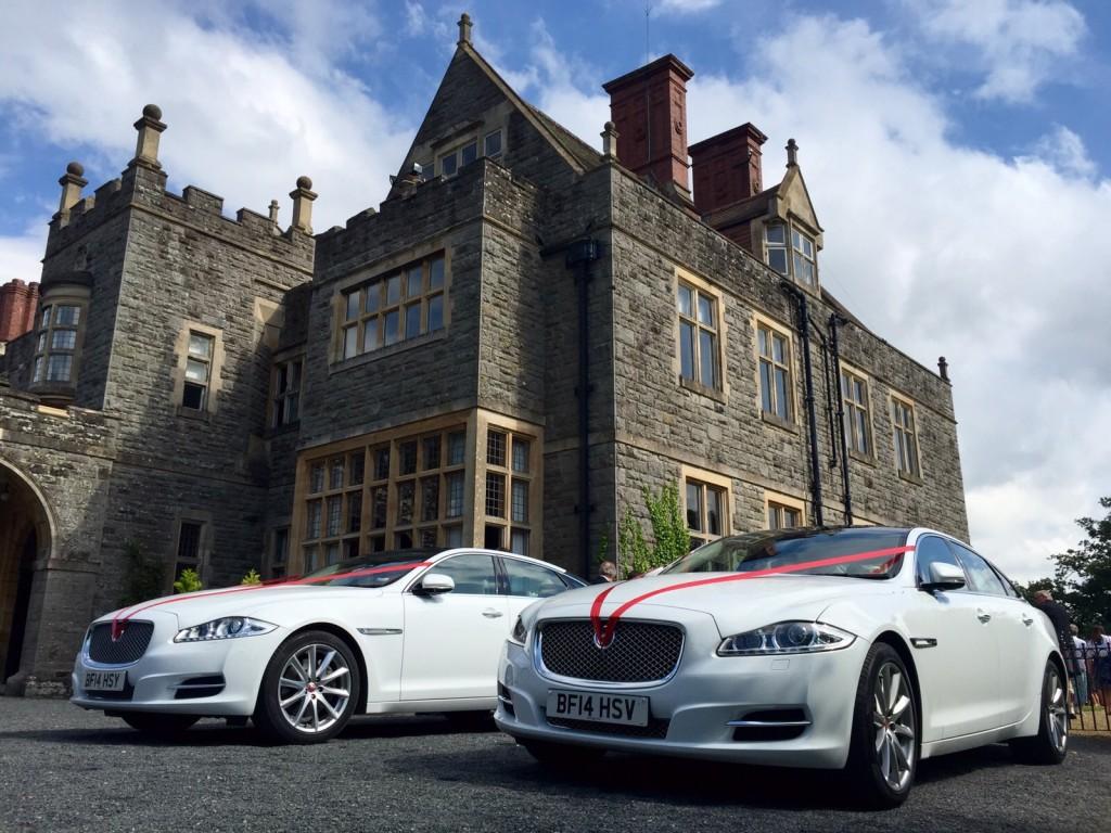 jaguar wedding cars for hire birmingham