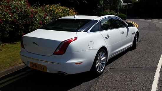 Long Wheel Base Wedding Car for prestige wedding cars Birmingham