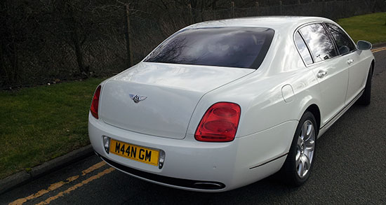Manns Limo Wedding Car Hire