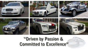 Wedding Car Hire Manns Limo