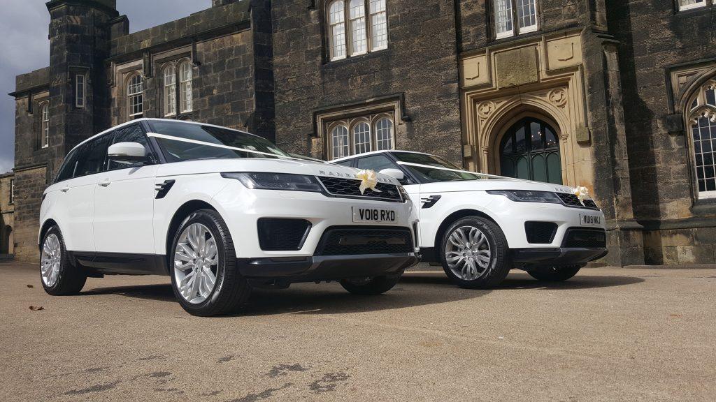 Beautiful wedding Day Cars for prestige wedding car hire birmingham