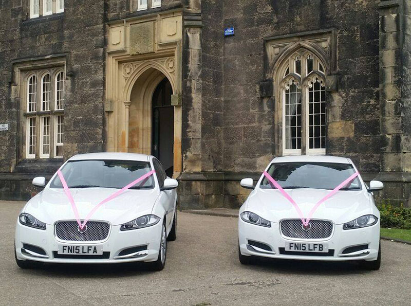 Matching Jaguar XF