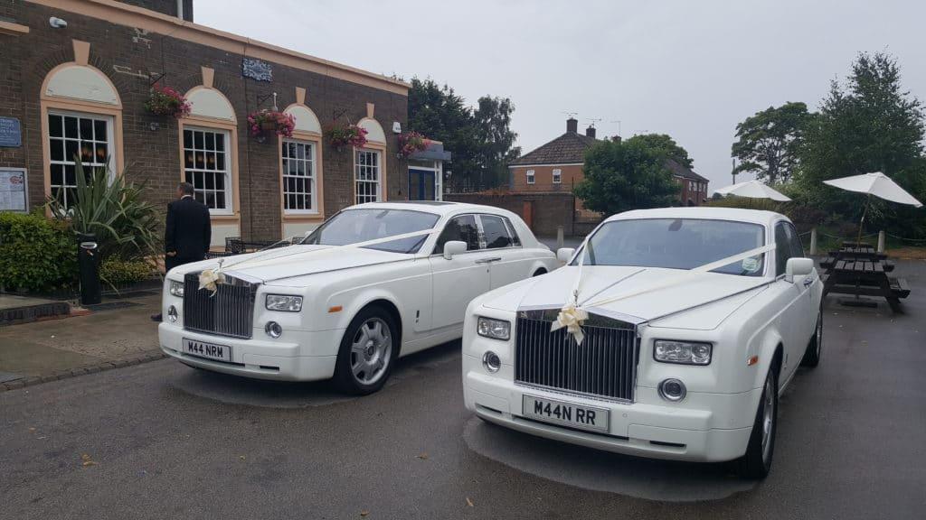 matching rolls royce cars